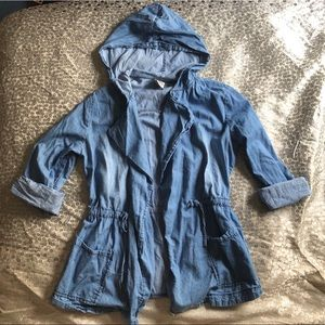 Ashley denim jacket